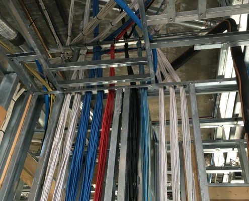 Structured Electrical Cabling