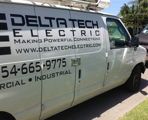 Delta Tech Electric Team