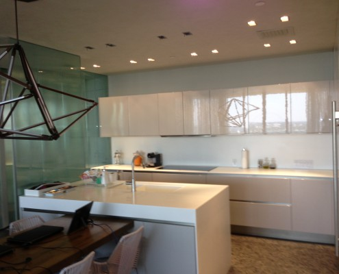 Designer Lighting Kitchen