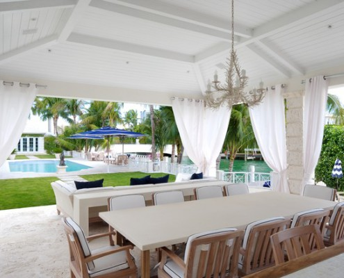Design Lighting Exterior Beach Style Patio