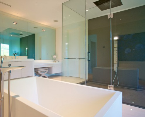 Design Lighting Contemporary Bathroom