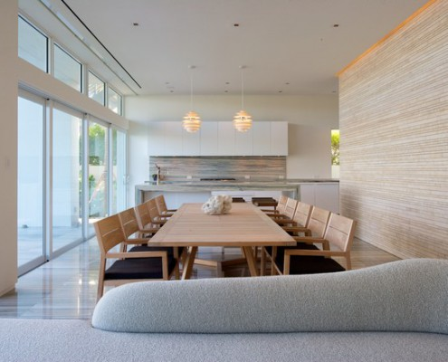 Design Lighting Open Concept Dining Room