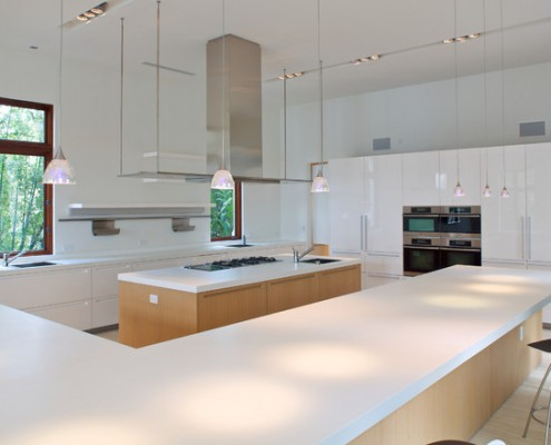 Design Lighting Gourmet Kitchen