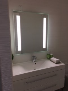 Residential Designer Bathroom Lighting